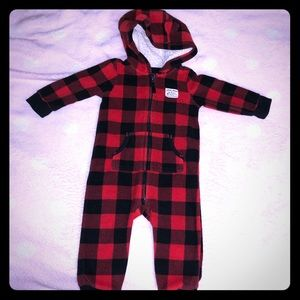 Carter's winter coverall